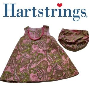Hartstrings 2 Piece Corduroy Outfit